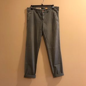 Pilcro and the Letterpress Pants Anthropologie